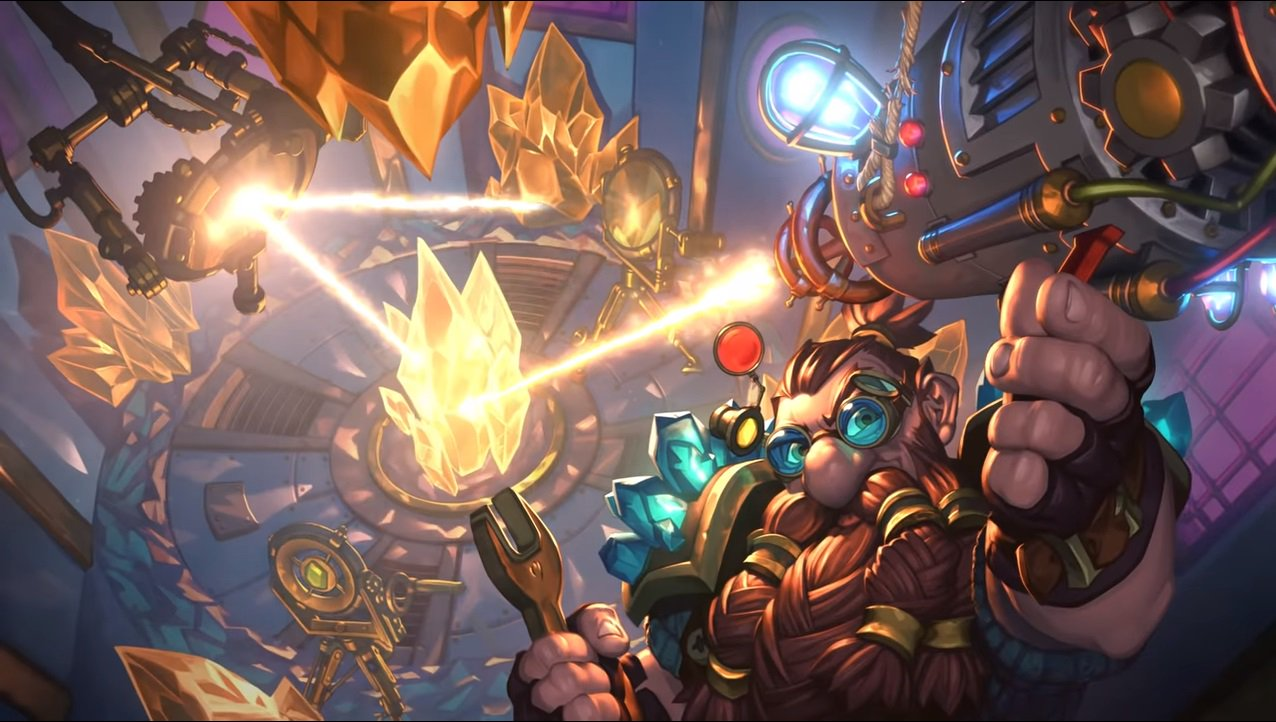 Blizzard Hearthstone Mobile Game
