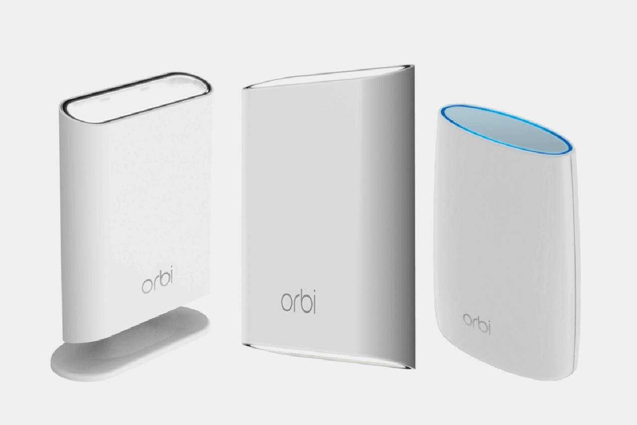 Orbi Satellite Router