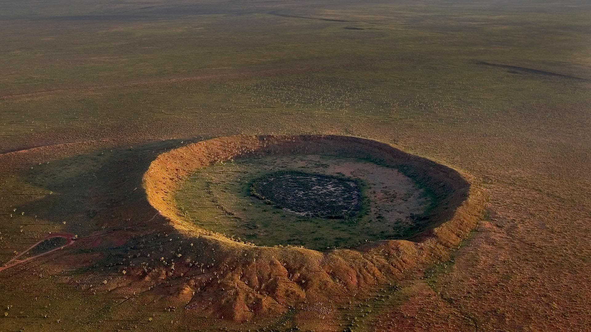 Wolf Creek Crater - Australia