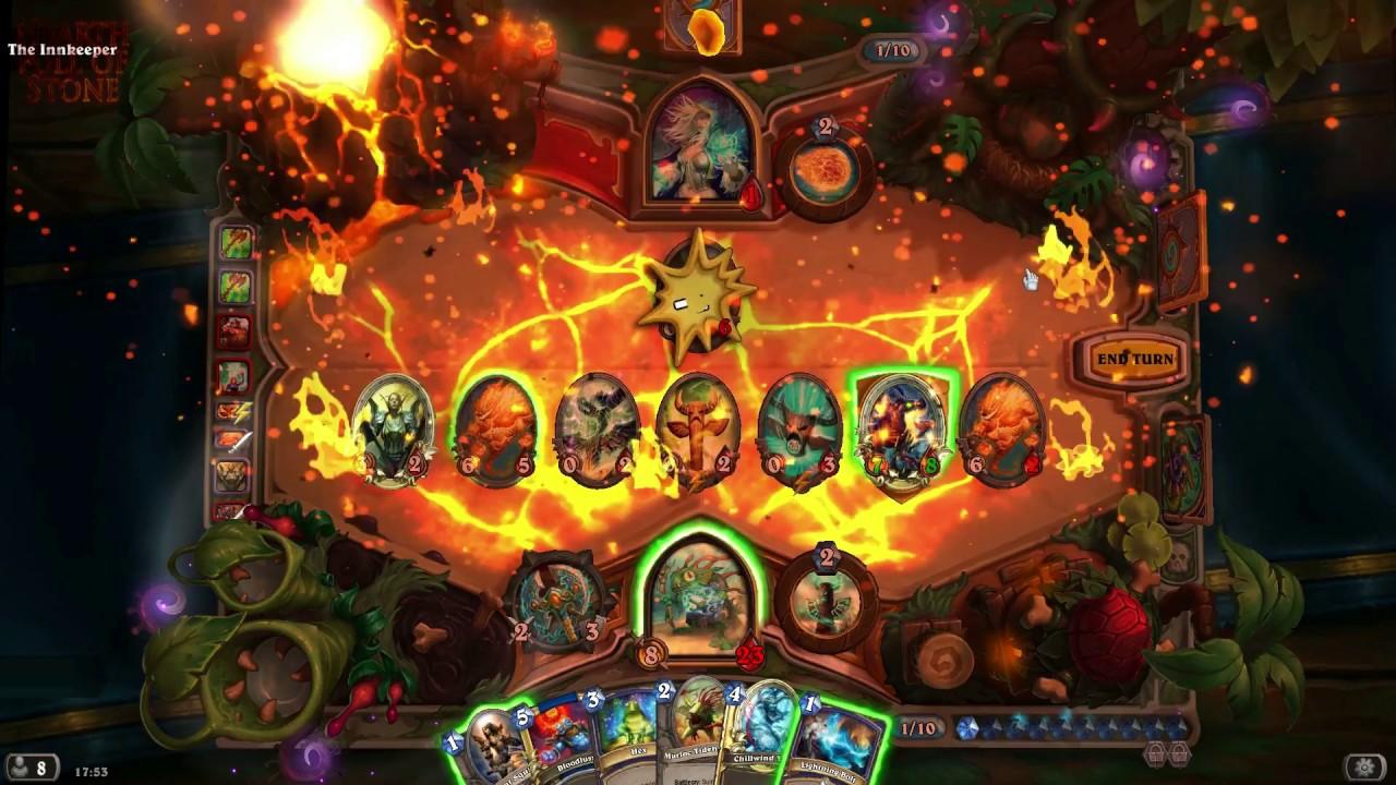 Blizzard Hearthstone Mobile Game