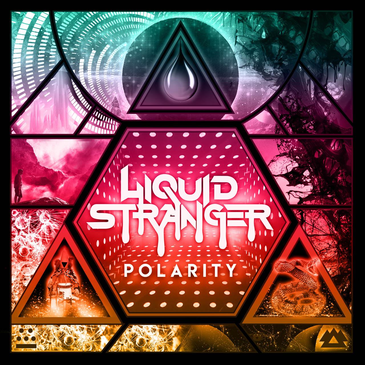 Liquid Stranger DJ Music