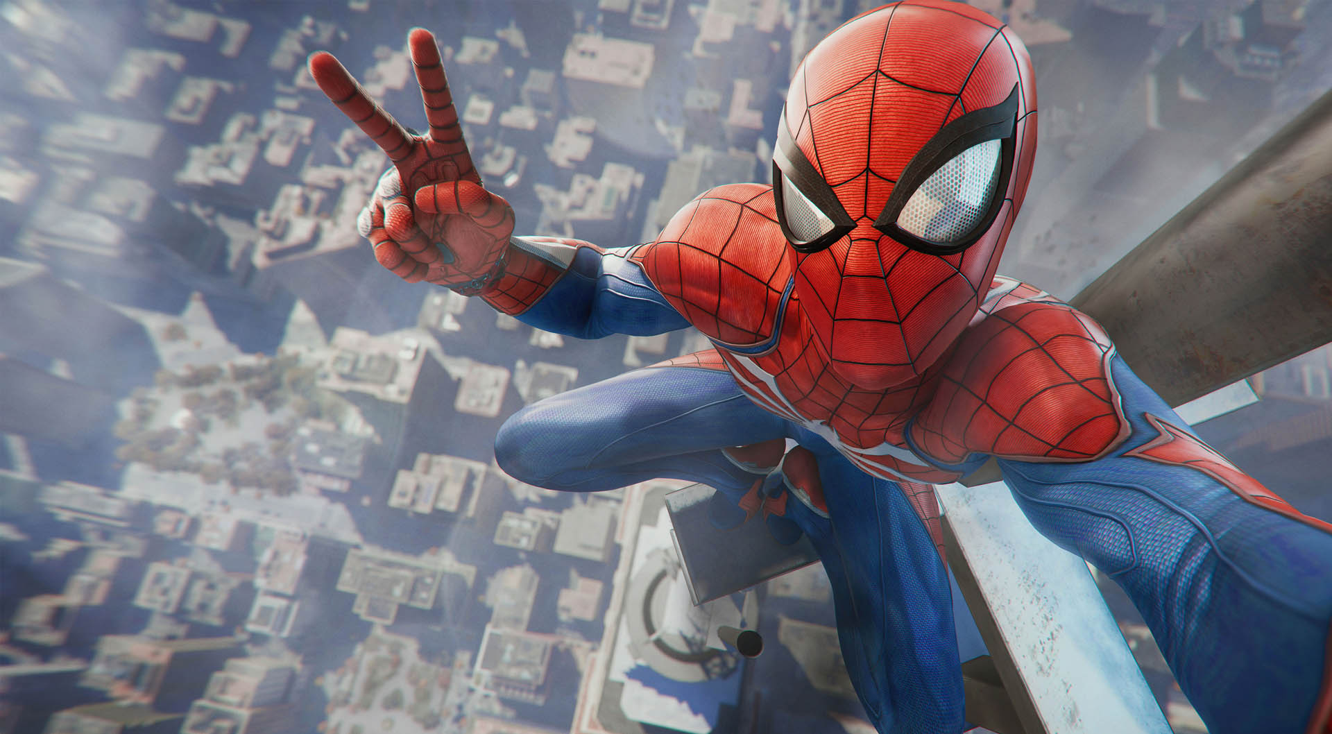 SpiderMan PS4 The Heist