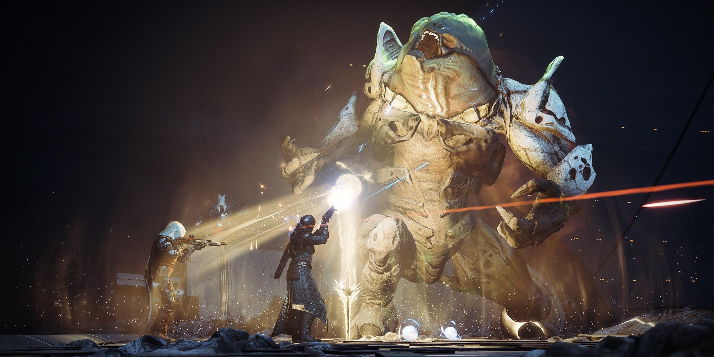 Destiny 2 Activision Bungie