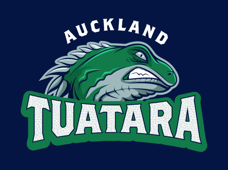 Auckland Tuatara Baseball Team New Zealand