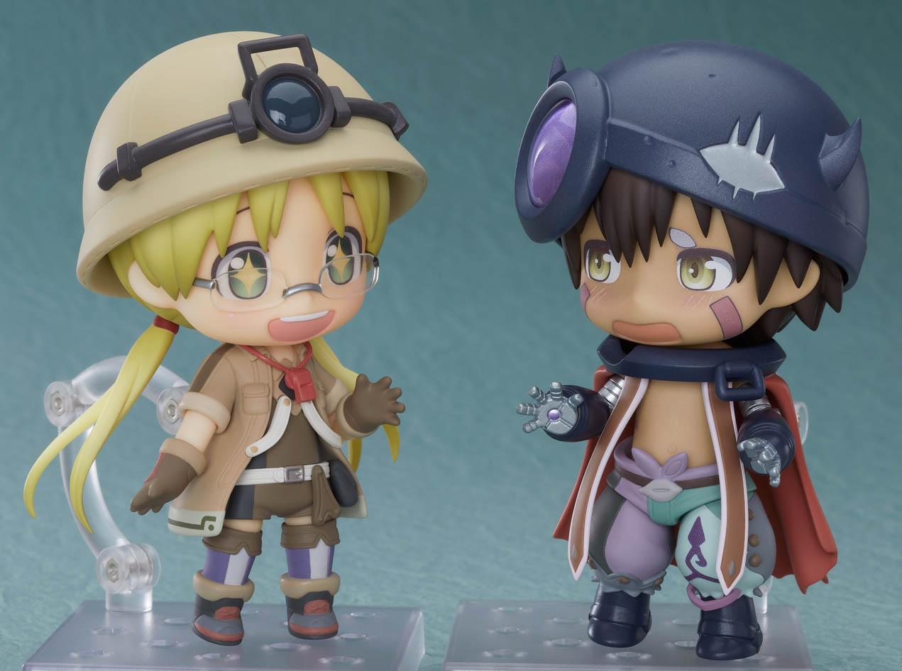 Riko and Reg