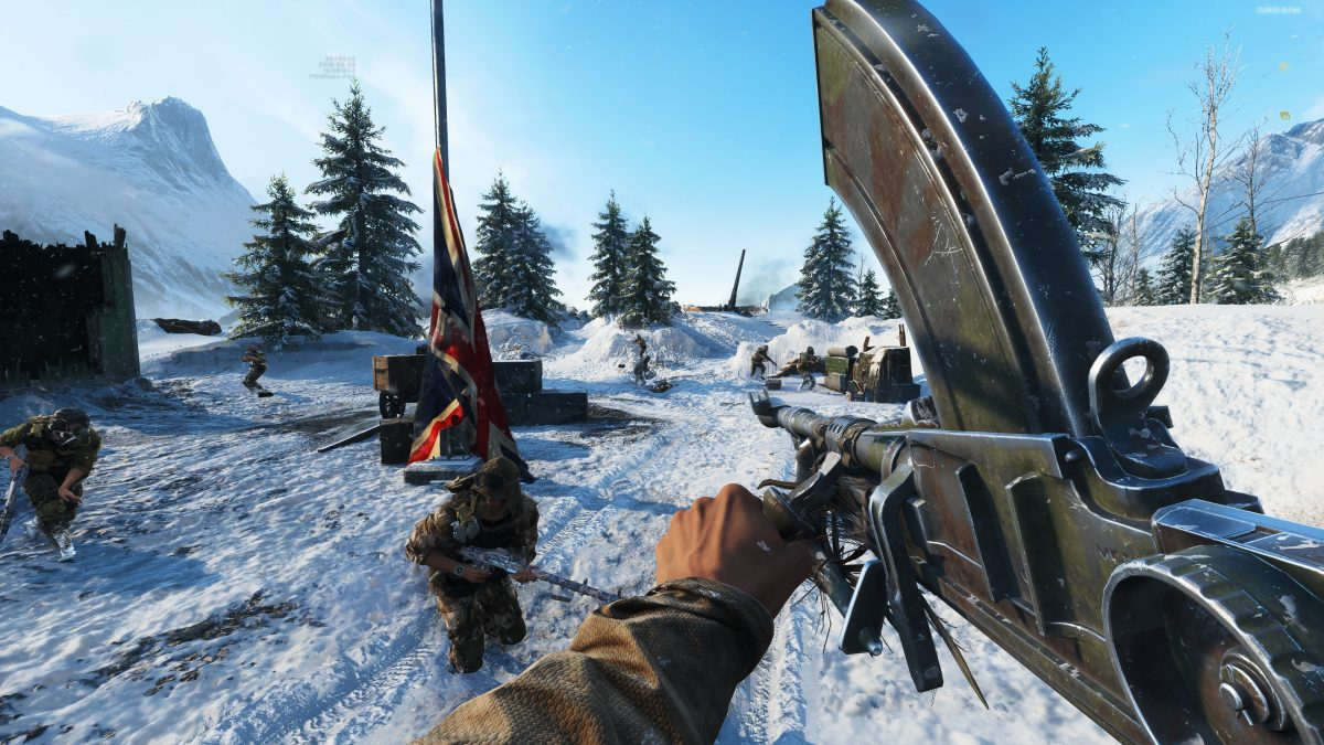 Battlefield V (Xbox One) Review – STG