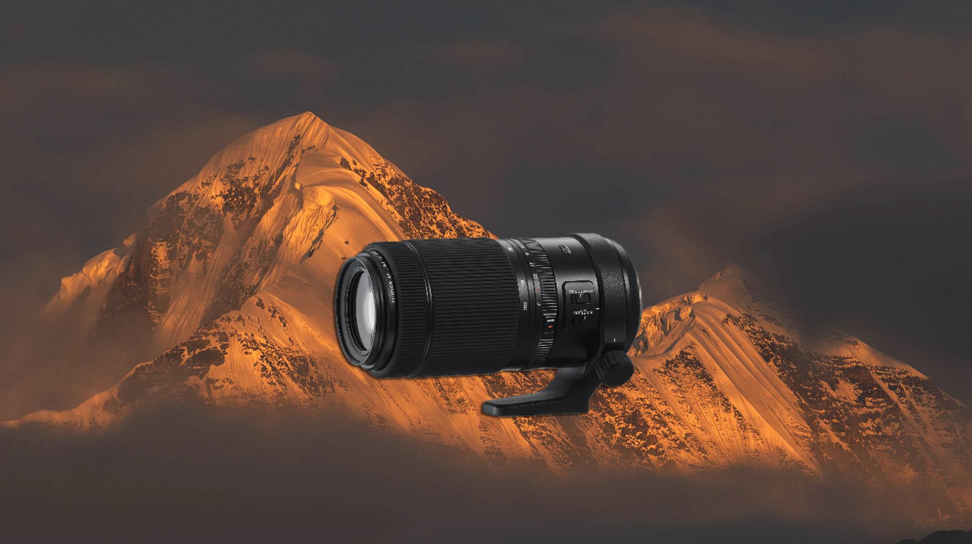 FujiFilm Telephoto Lens