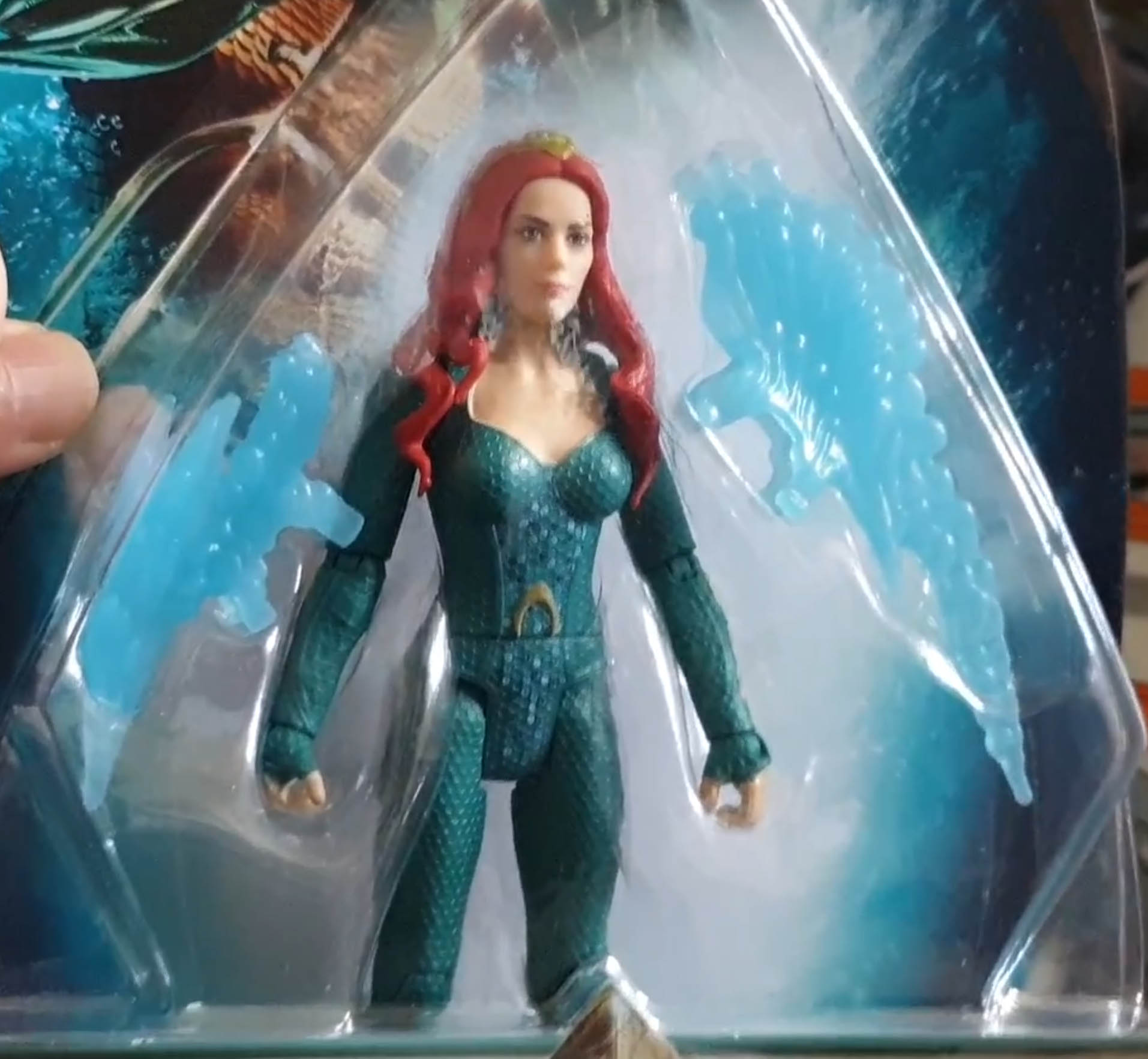 Mattels Aquaman Action Figures