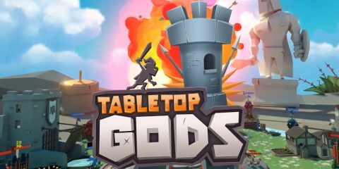 Table Top Gods