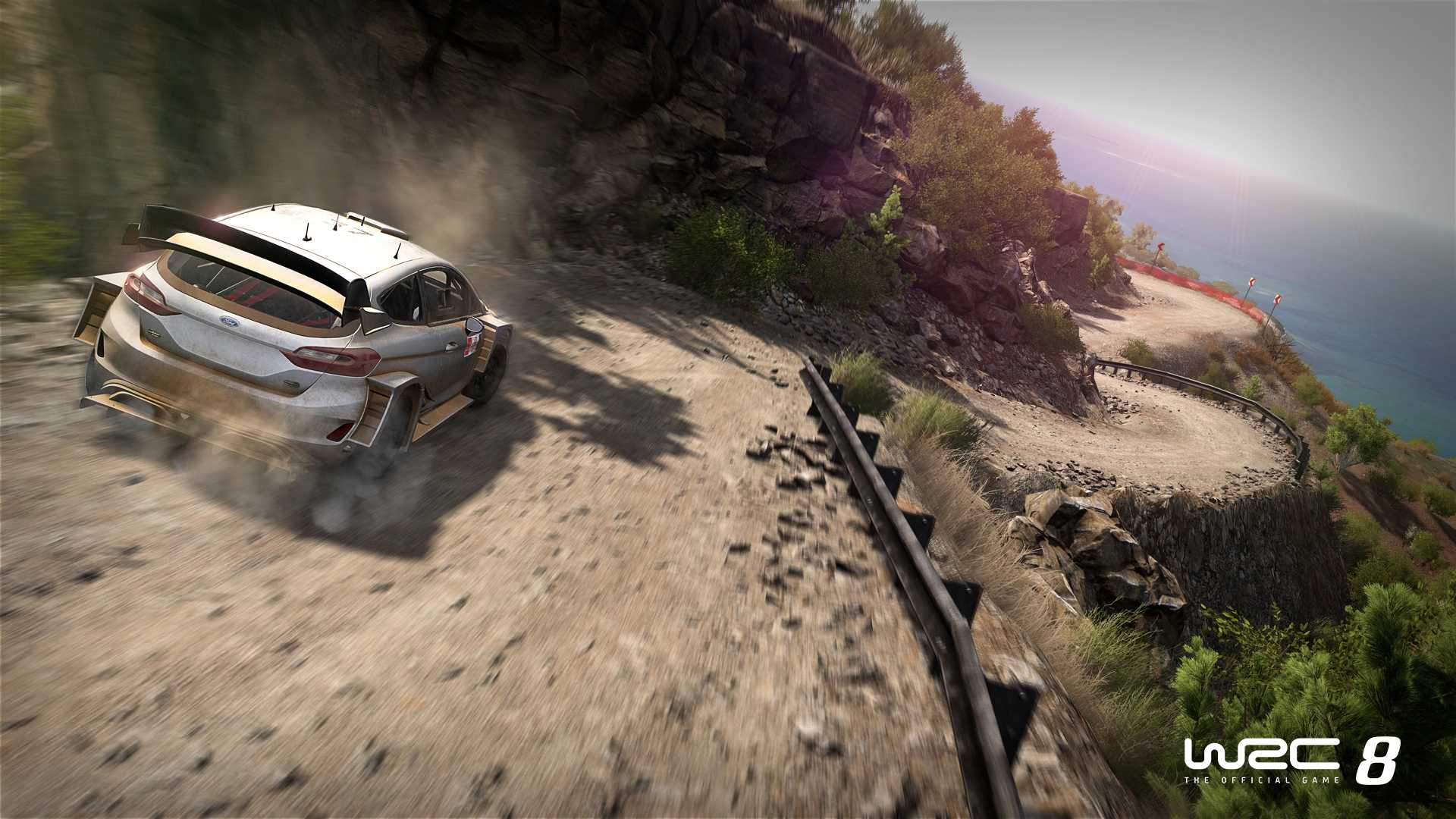 WRC 8