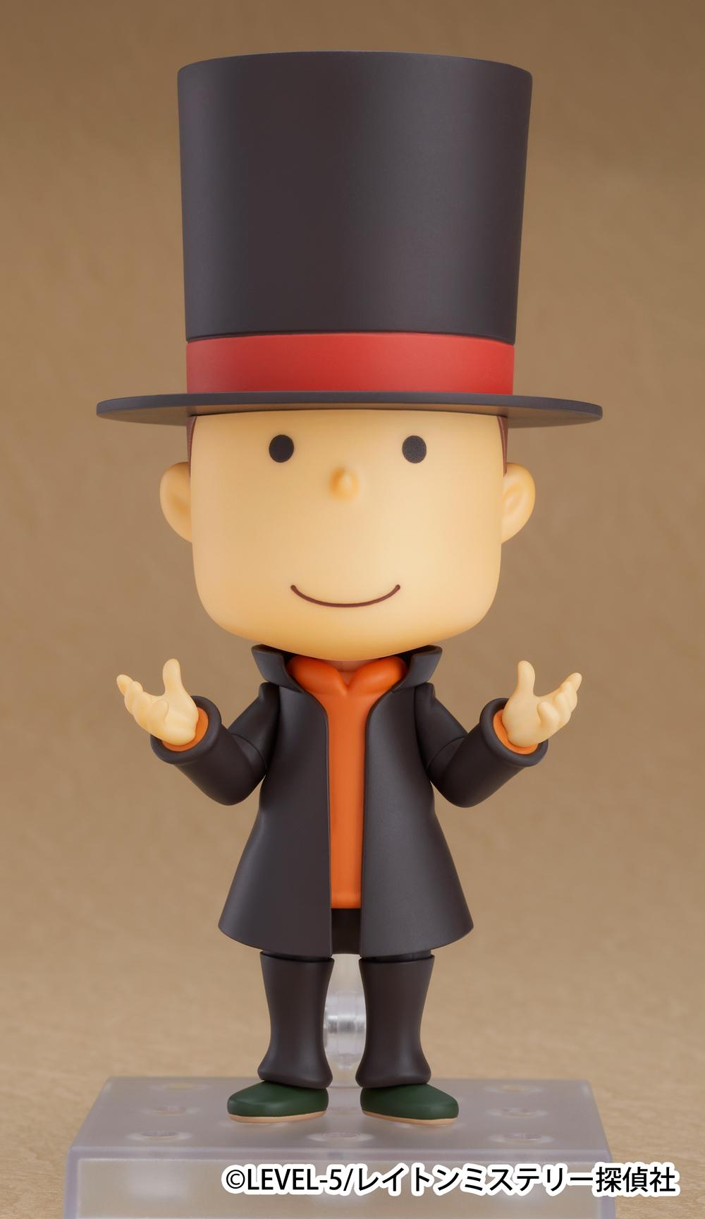 Professor Layton - Nendroid Good Smile Company