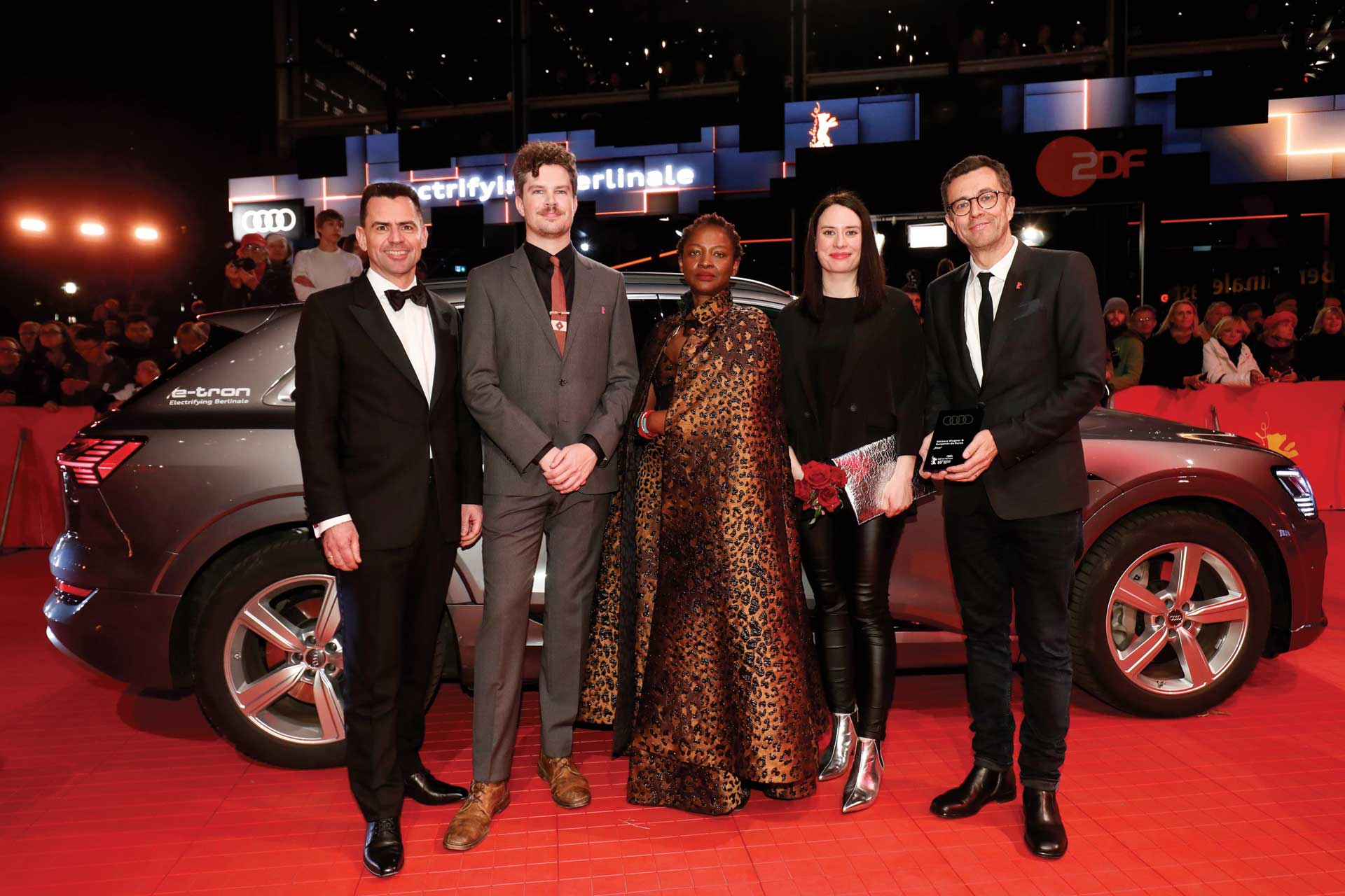 Berlinale Open House Program Audi Awards