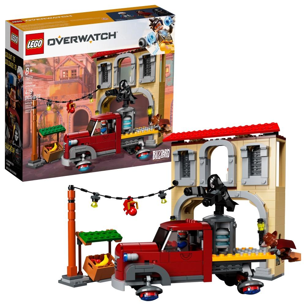 Overwatch Lego Blizzard