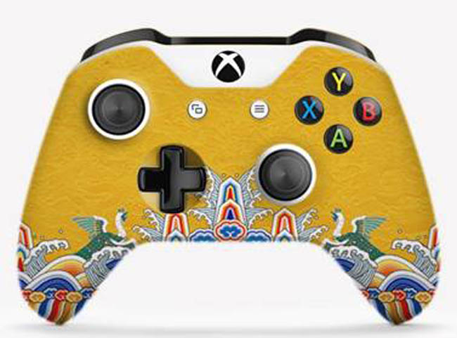Xbox Chines New Year Controller Skins
