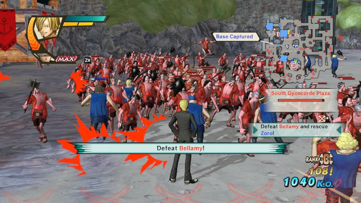 One Piece: Pirate Warriors 3 Deluxe Edition (Switch) Review – STG