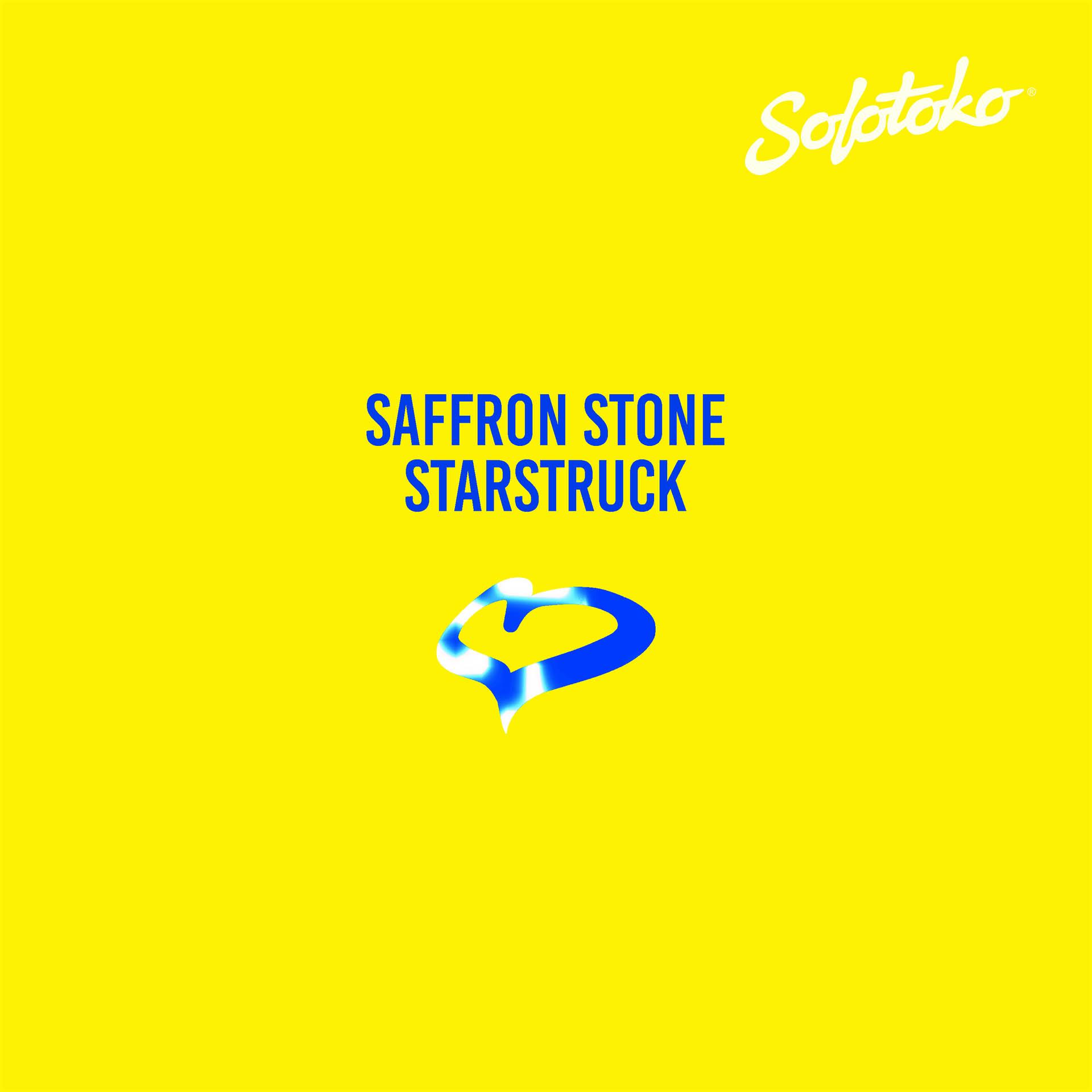 Saffron Stone - Starstruck