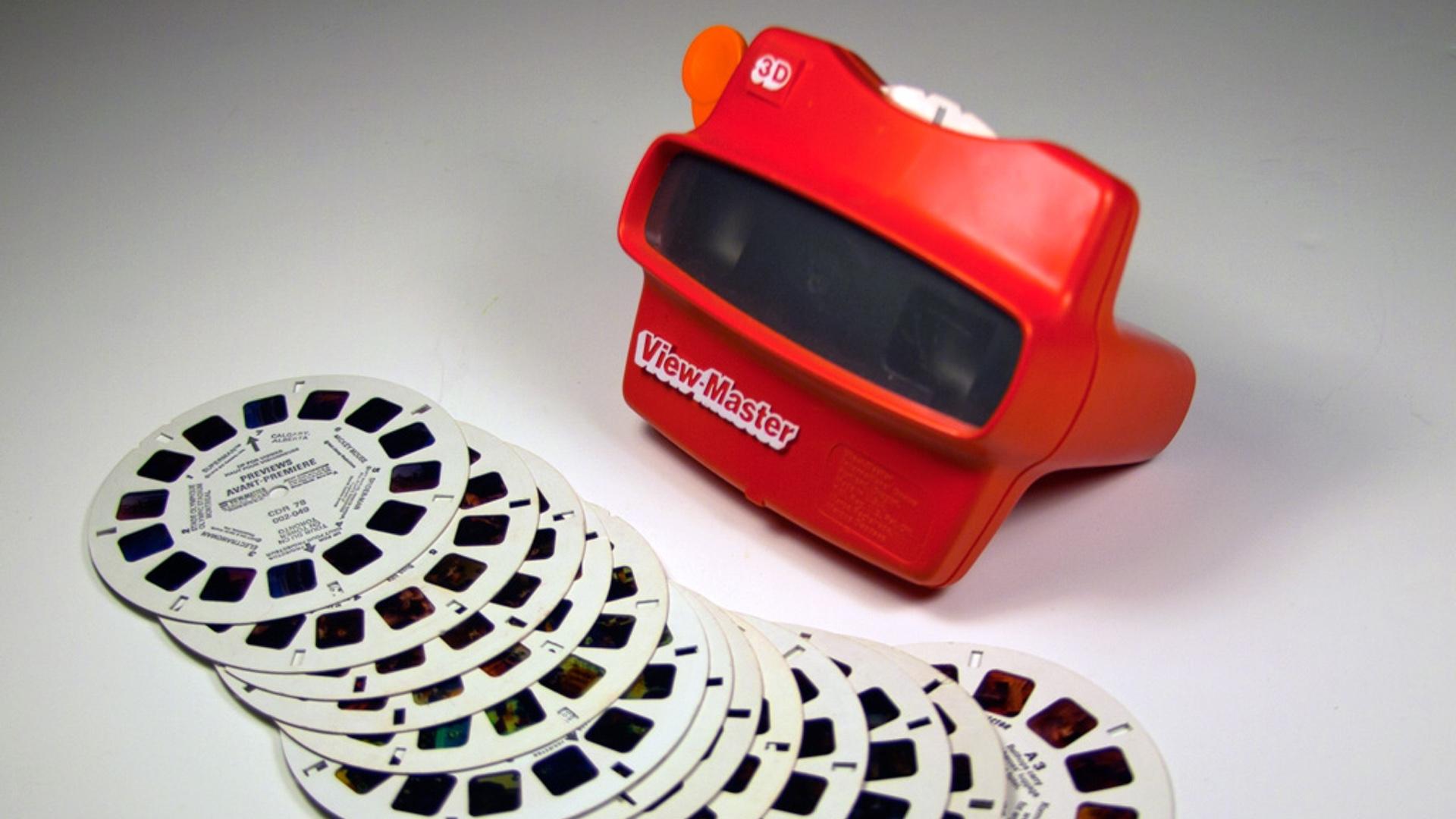 Mattel Viewmaster