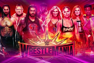 Wrestlemania WWE
