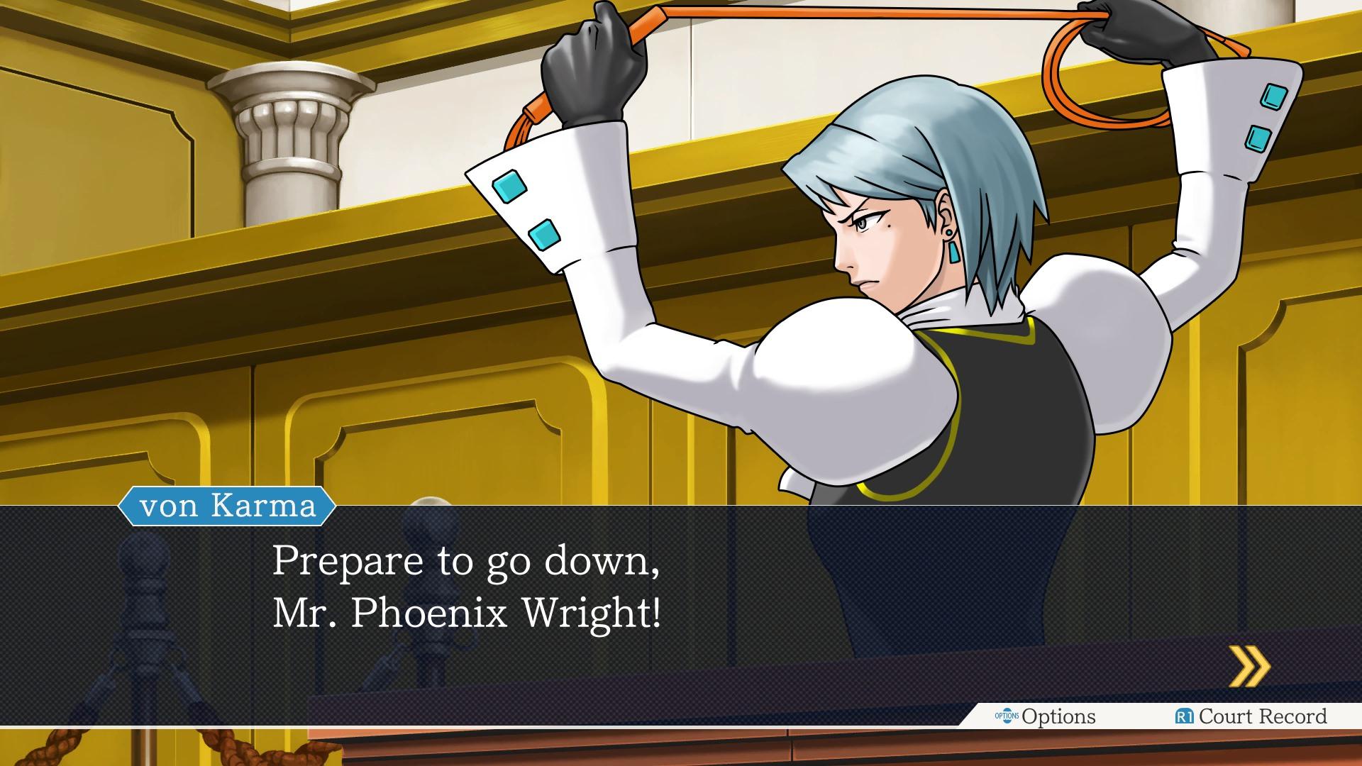 Phoenix Wright - Ace Attorney Trilogy