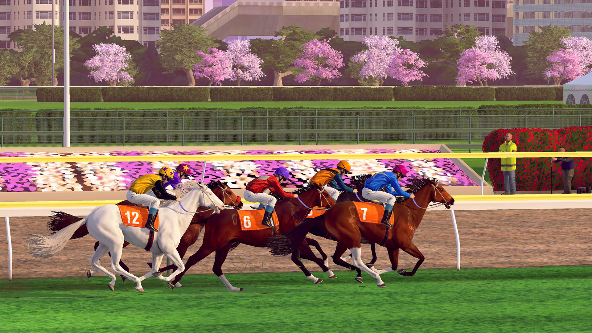 Rival Stars Horse Racing PikPok