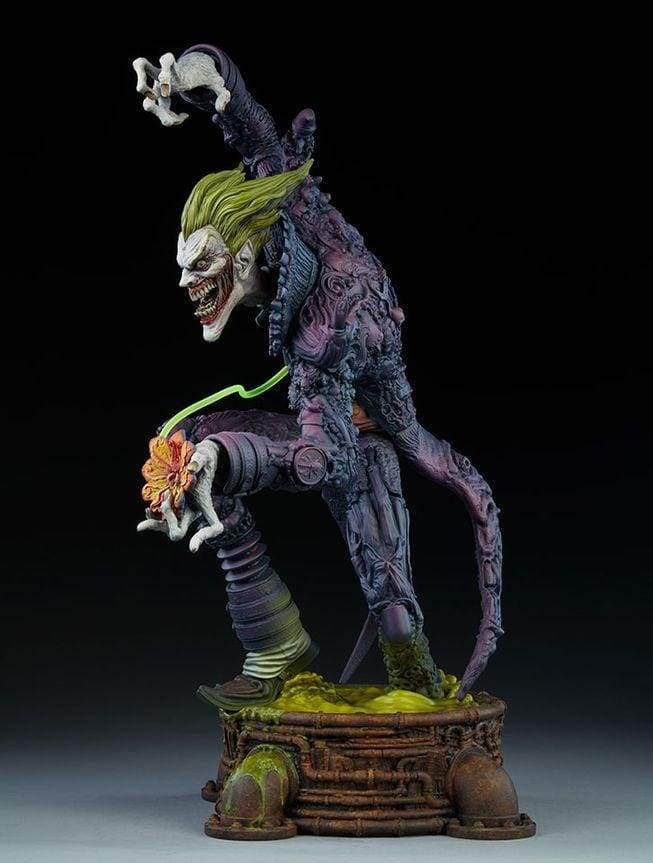 The Joker Nightmare Statue - Sideshow Collectibles