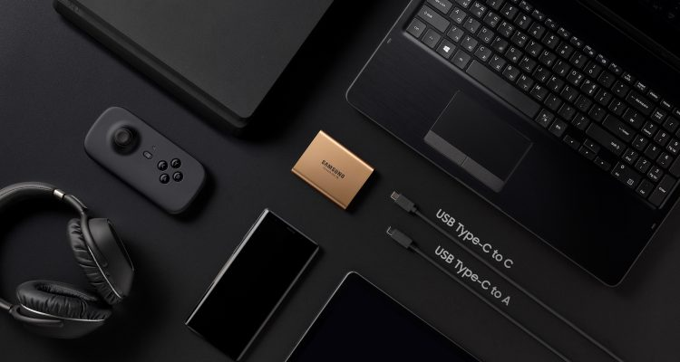 Samsung Portable T5 SSD