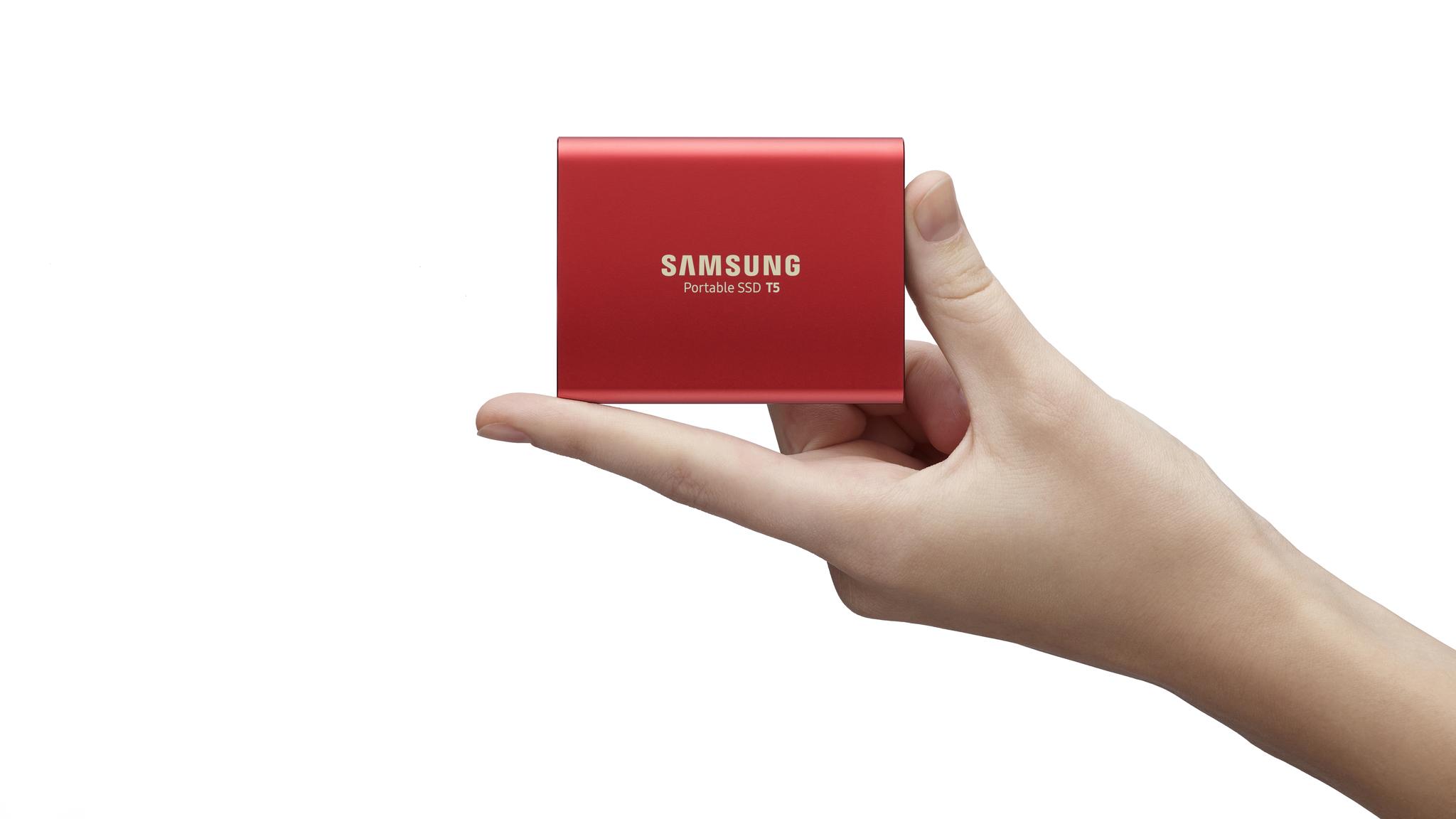 Samsung Portable T5 SSD