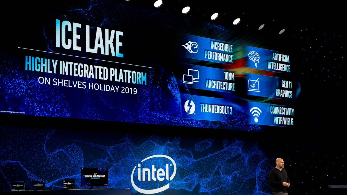 Intel at Computex 2019