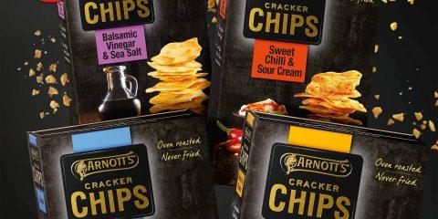 Arnotts Cracker Chips