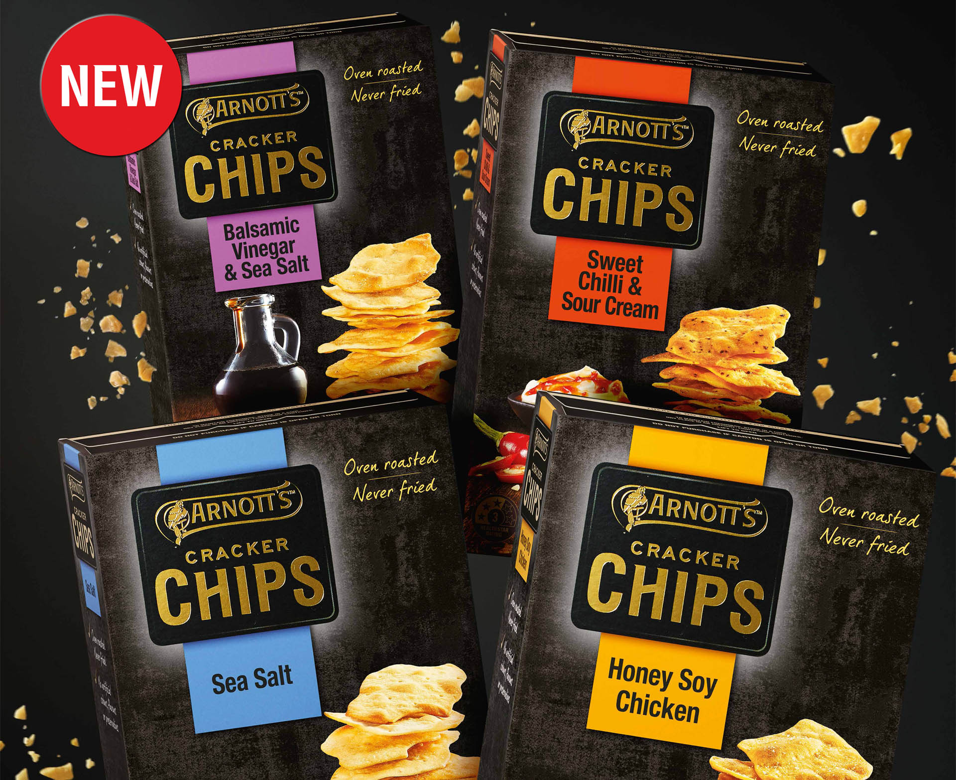 Arnotts Cracker Chips