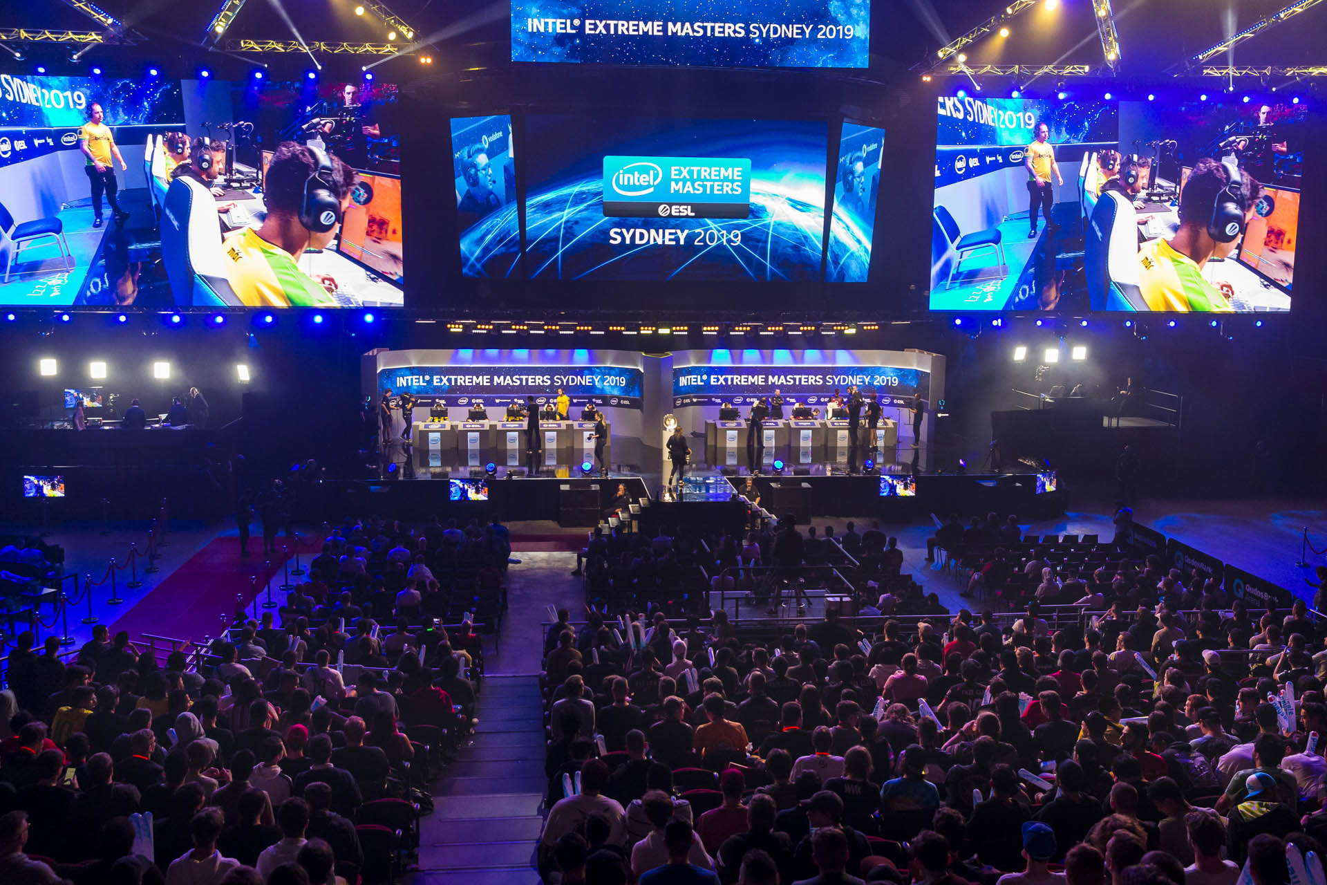Intel Extreme Masters 2019