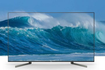 Sony Array 4K TV