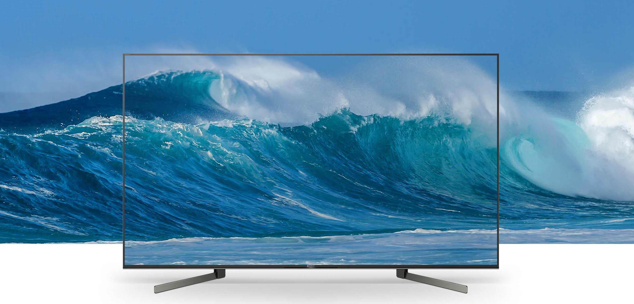 Sony Array 4K TV