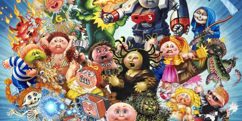 Garbage Pail Kids - Game iOS