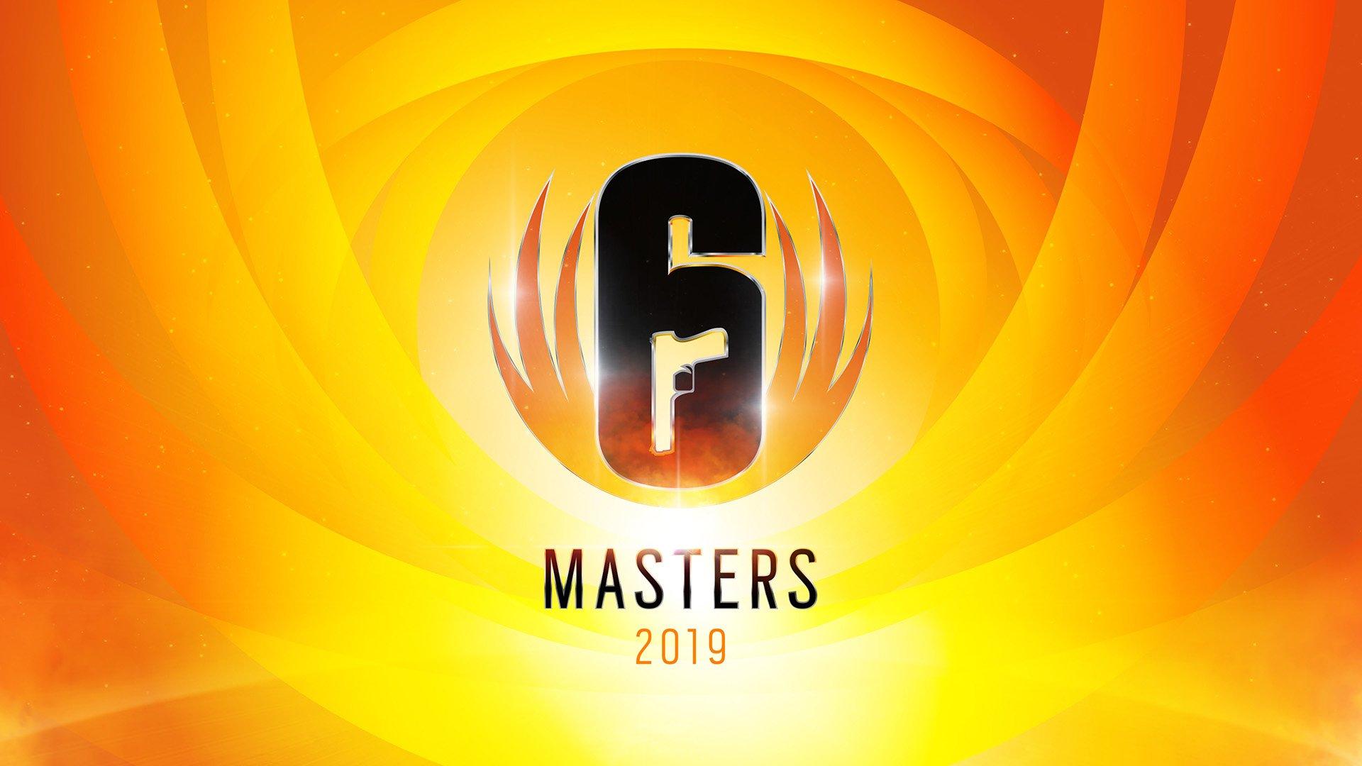 Ubisoft Rainbow Six eSports Masters 2019