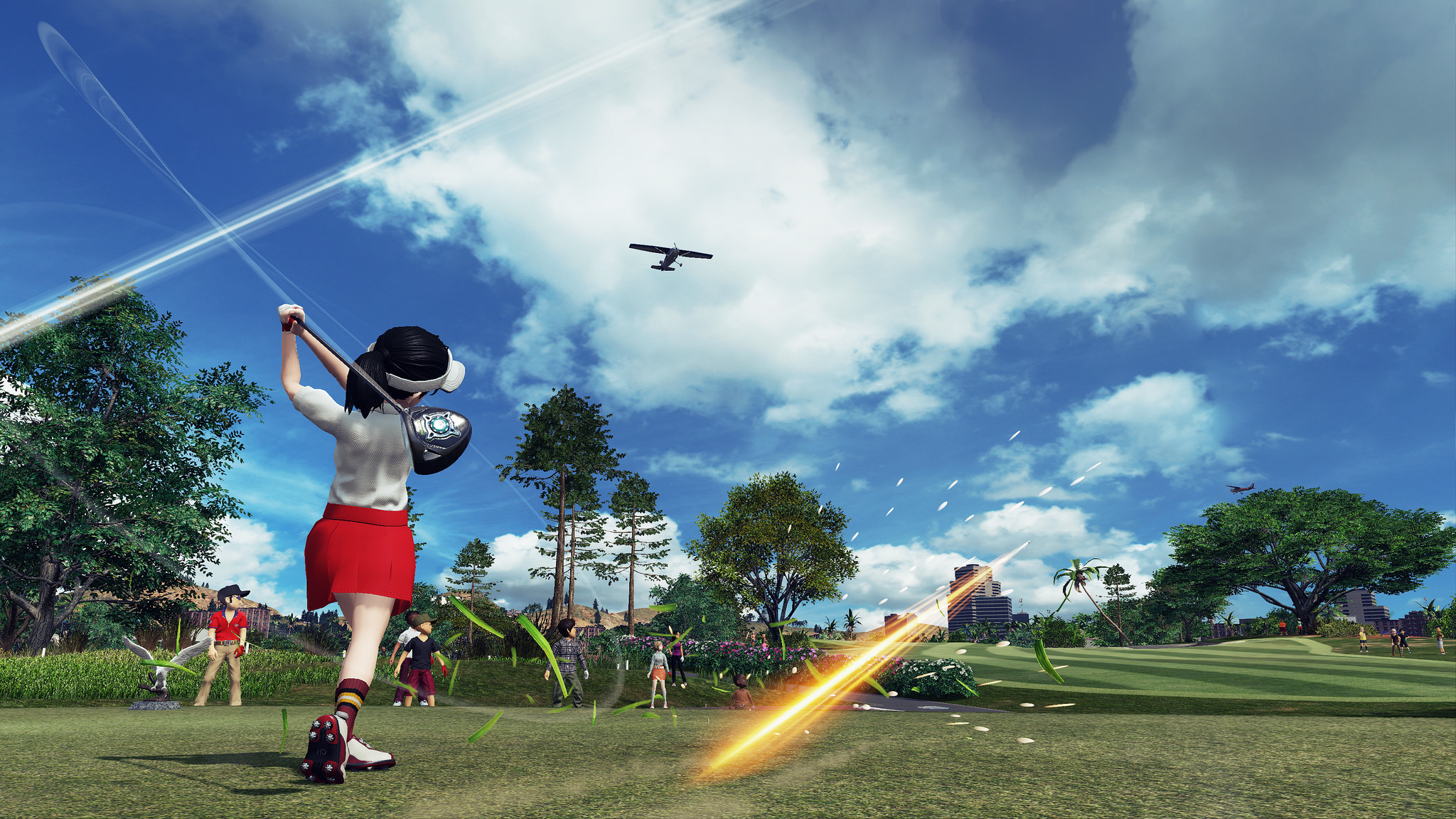 Everybody's Golf PSVR