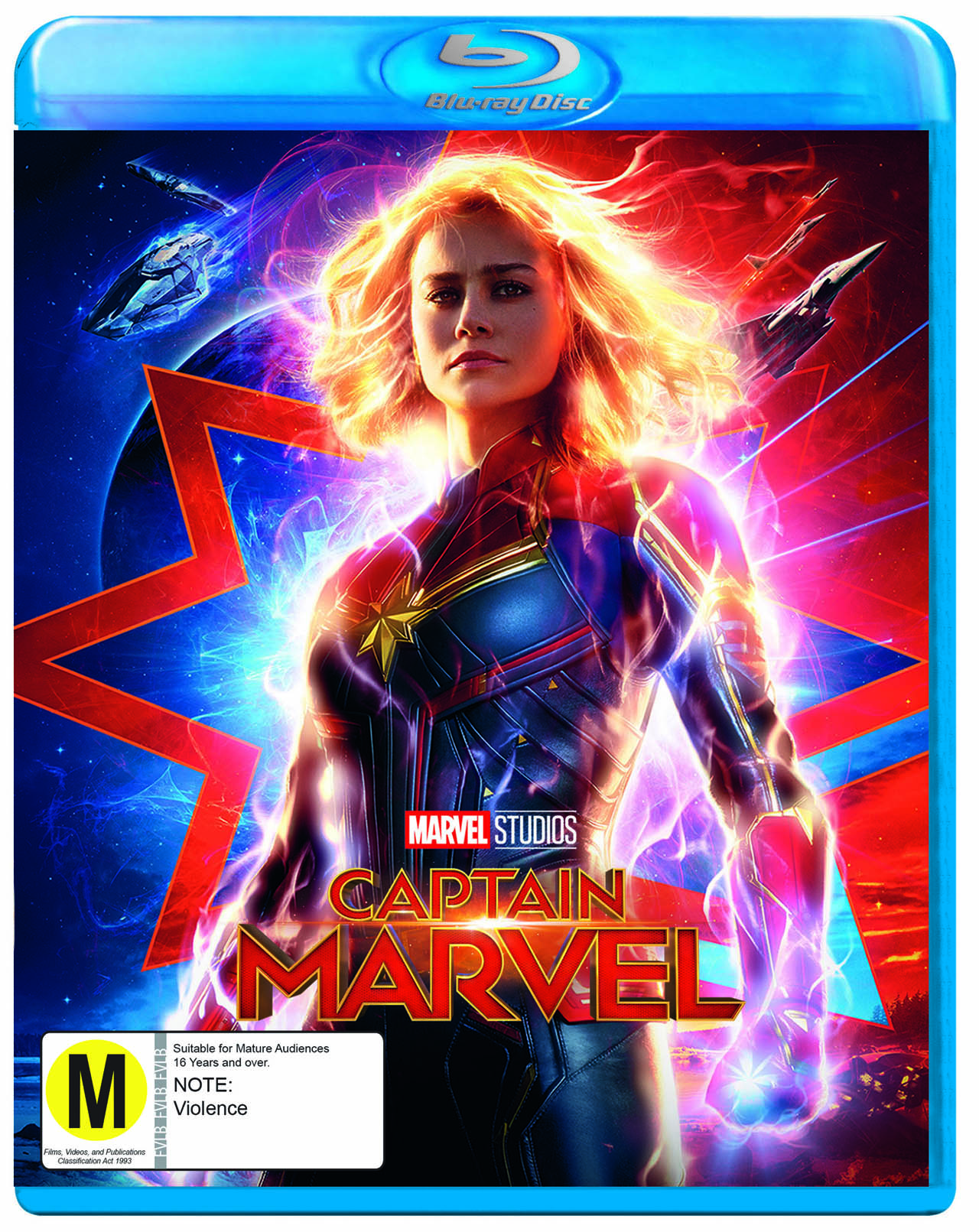 Captain Marvel - Bluray