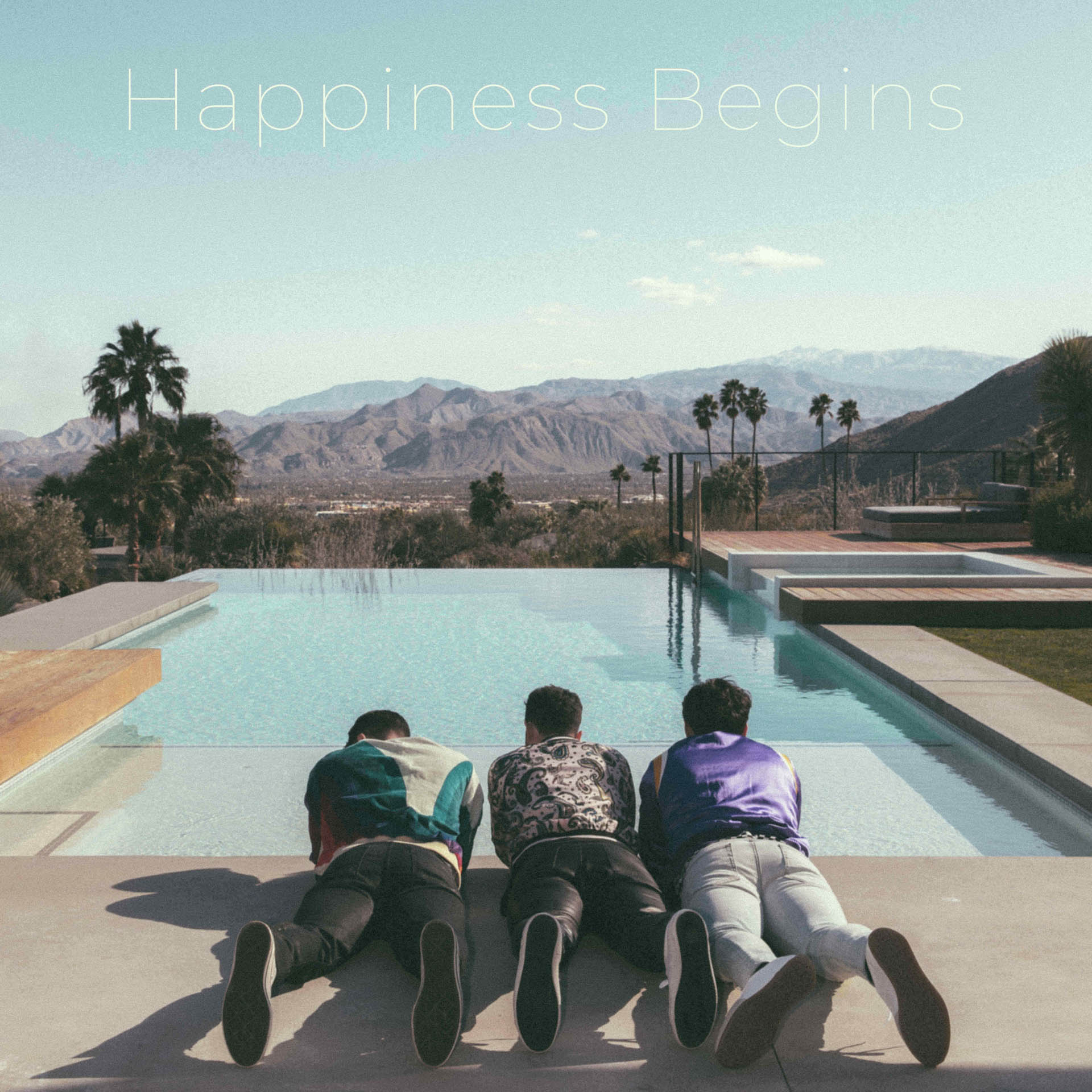 Happiness Begins Jonas Brothers