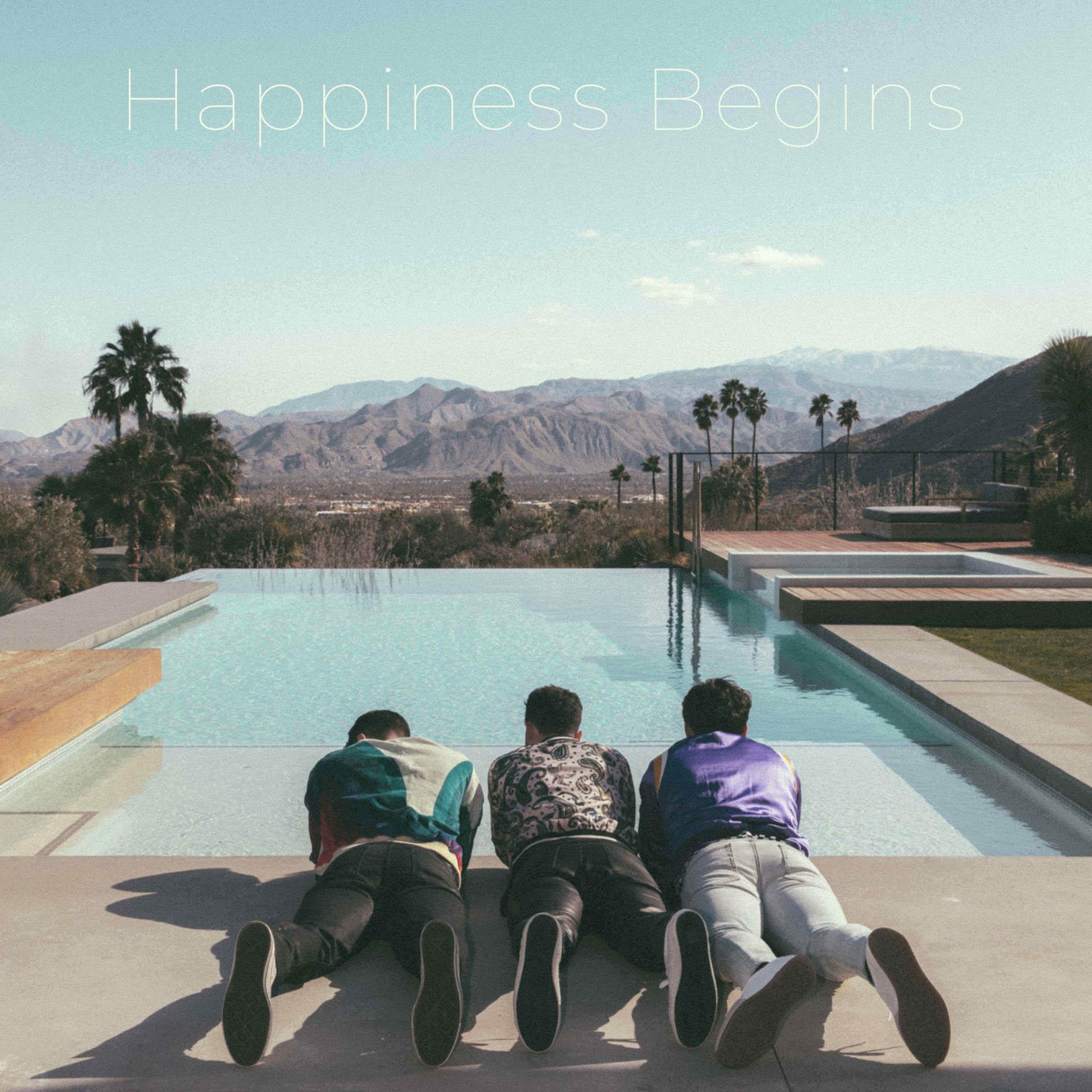 Happiness Begins Jonas Brothers