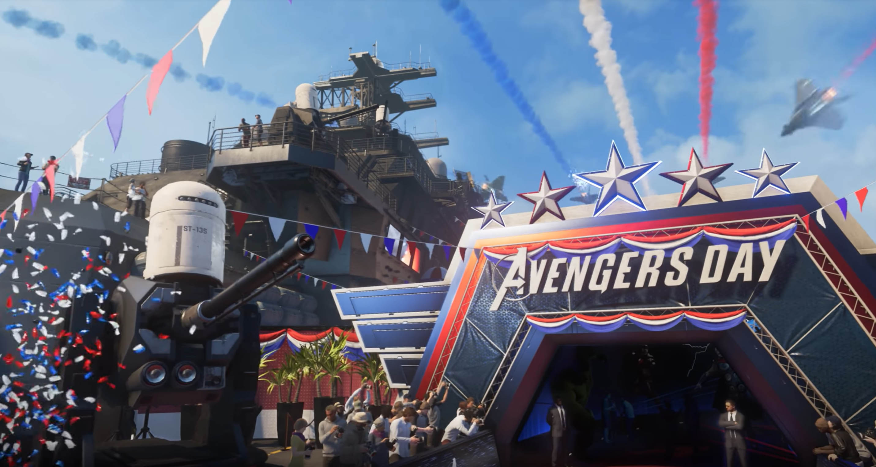 Marvel Avengers - BandaiNamco