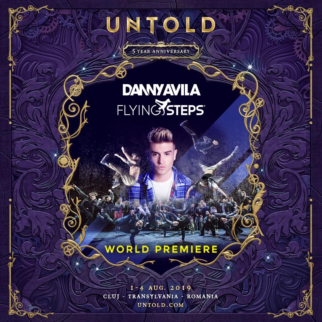 Danny Avila - Flying Steps
