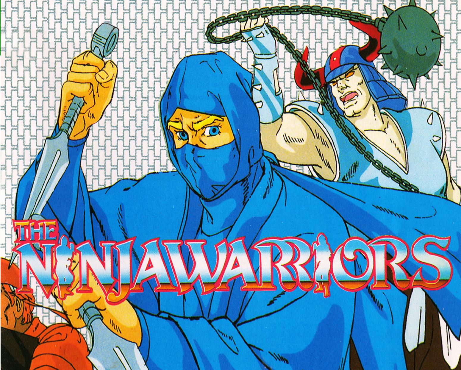 Ninja Warriors - Taito
