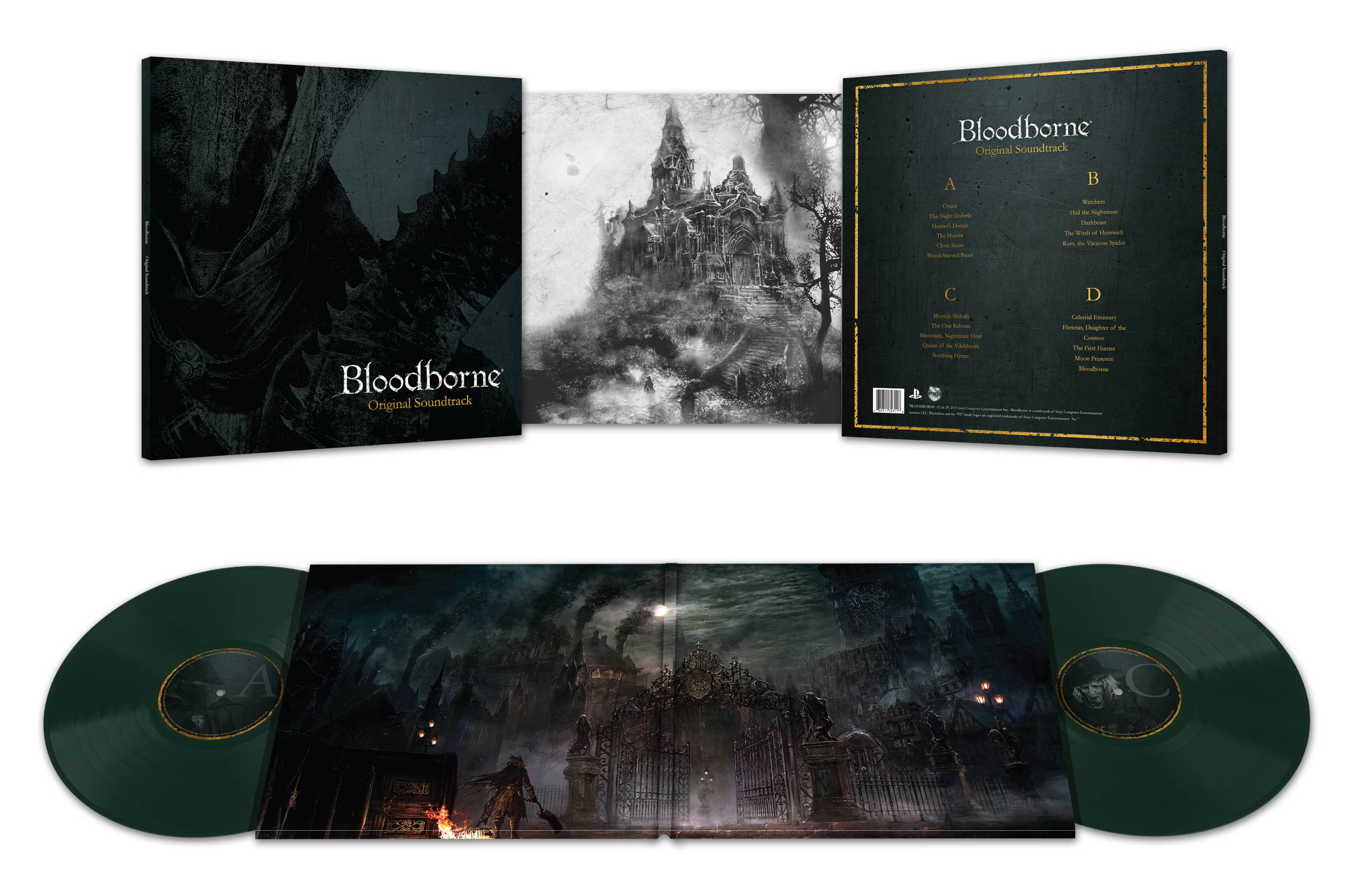 Bloodborne Soundtrack
