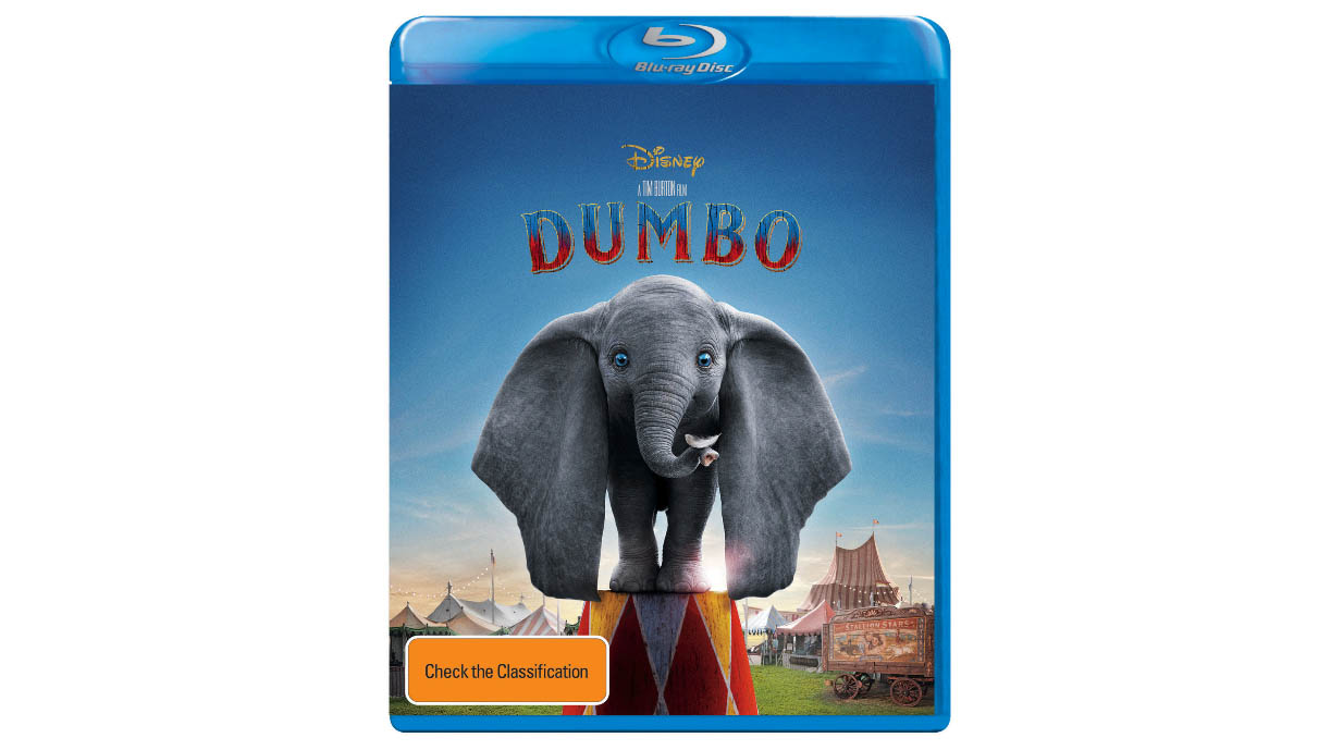 Dumbo - Sony Home Entertainment Bluray