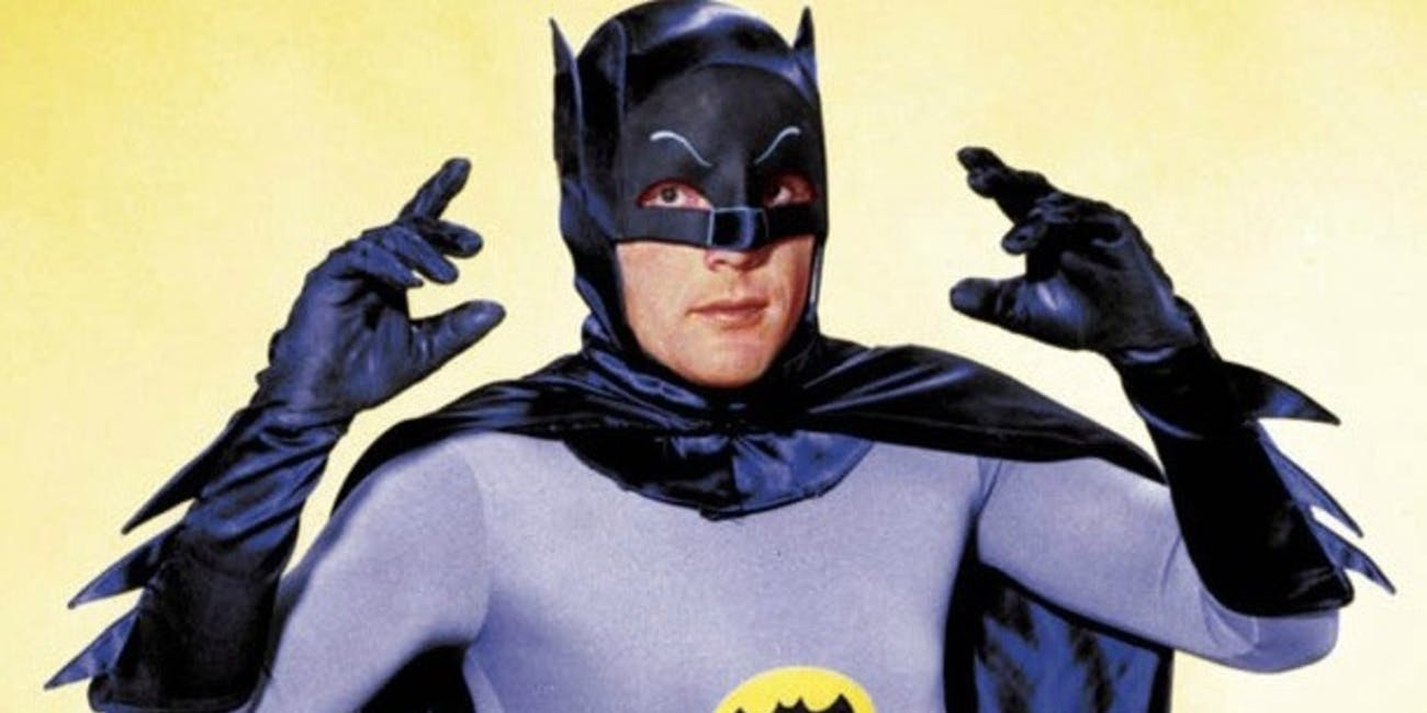 1960s Batman - Adam West