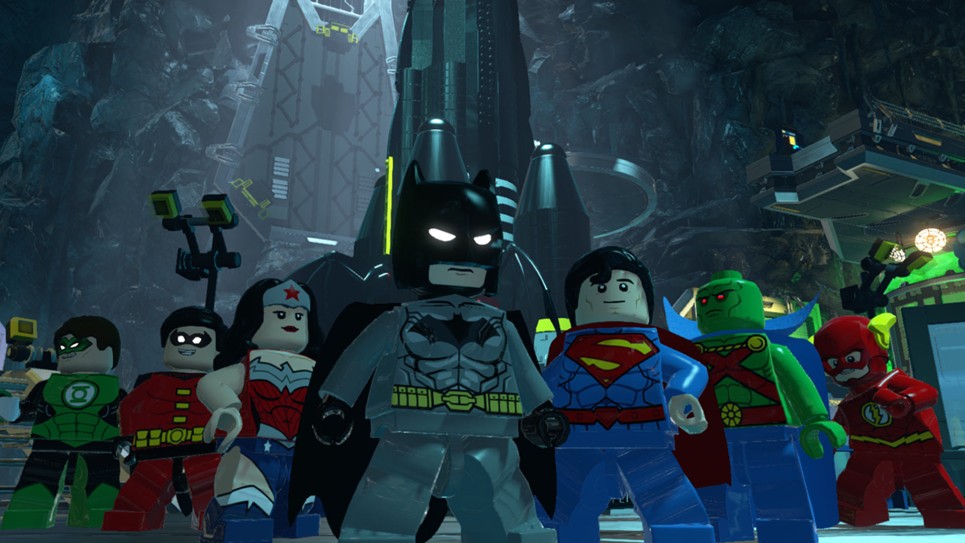 LEGO Batman Video Game