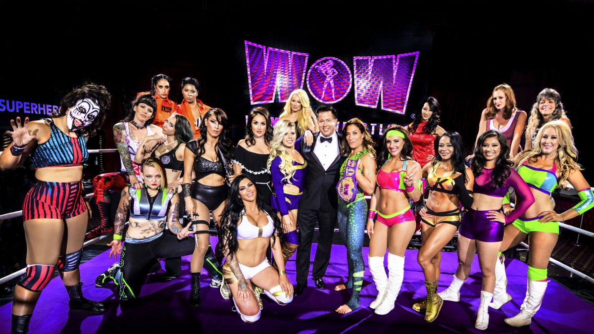 WOW - Women of Wrestling