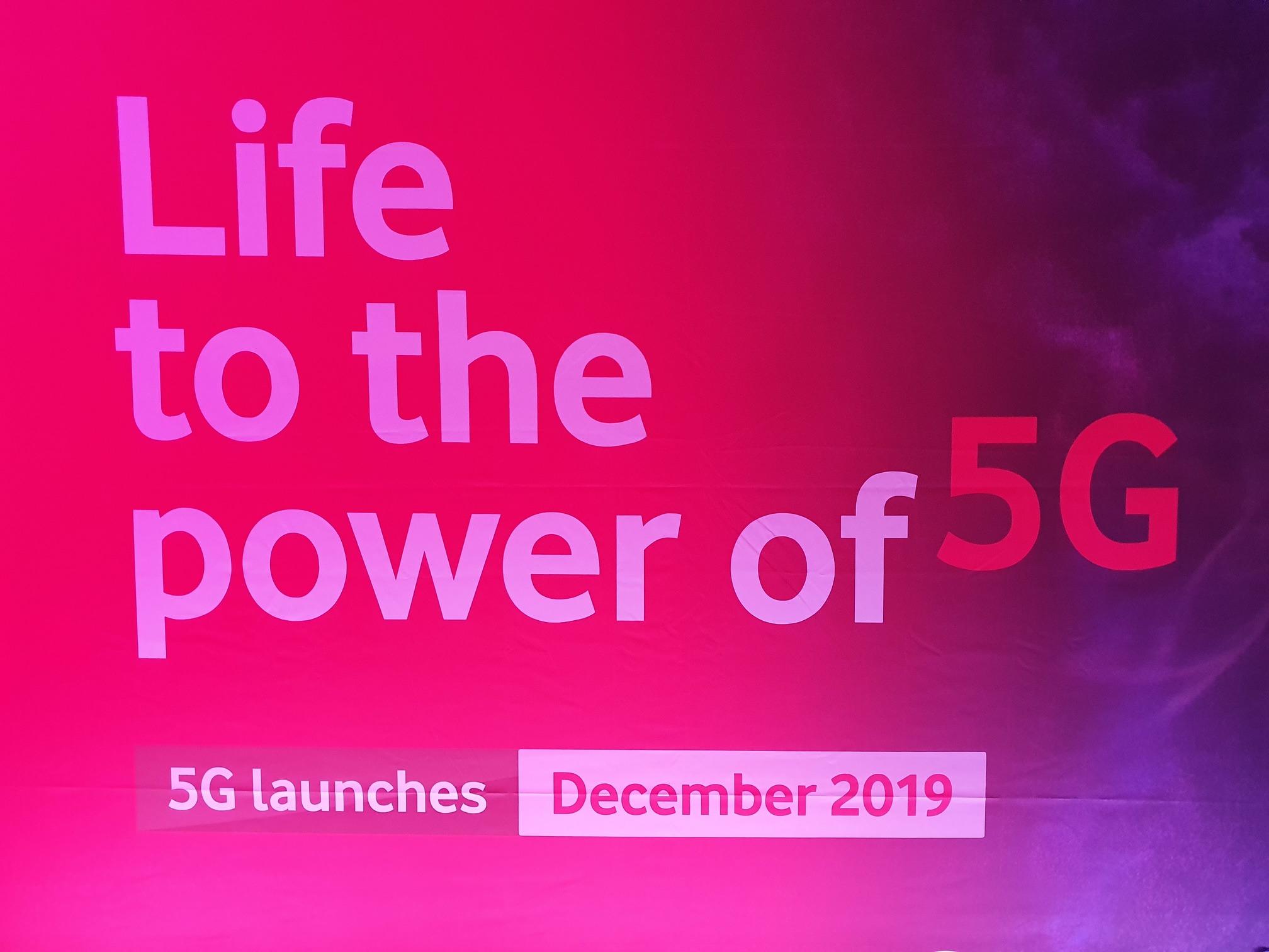 Vodafone NZ - 5G