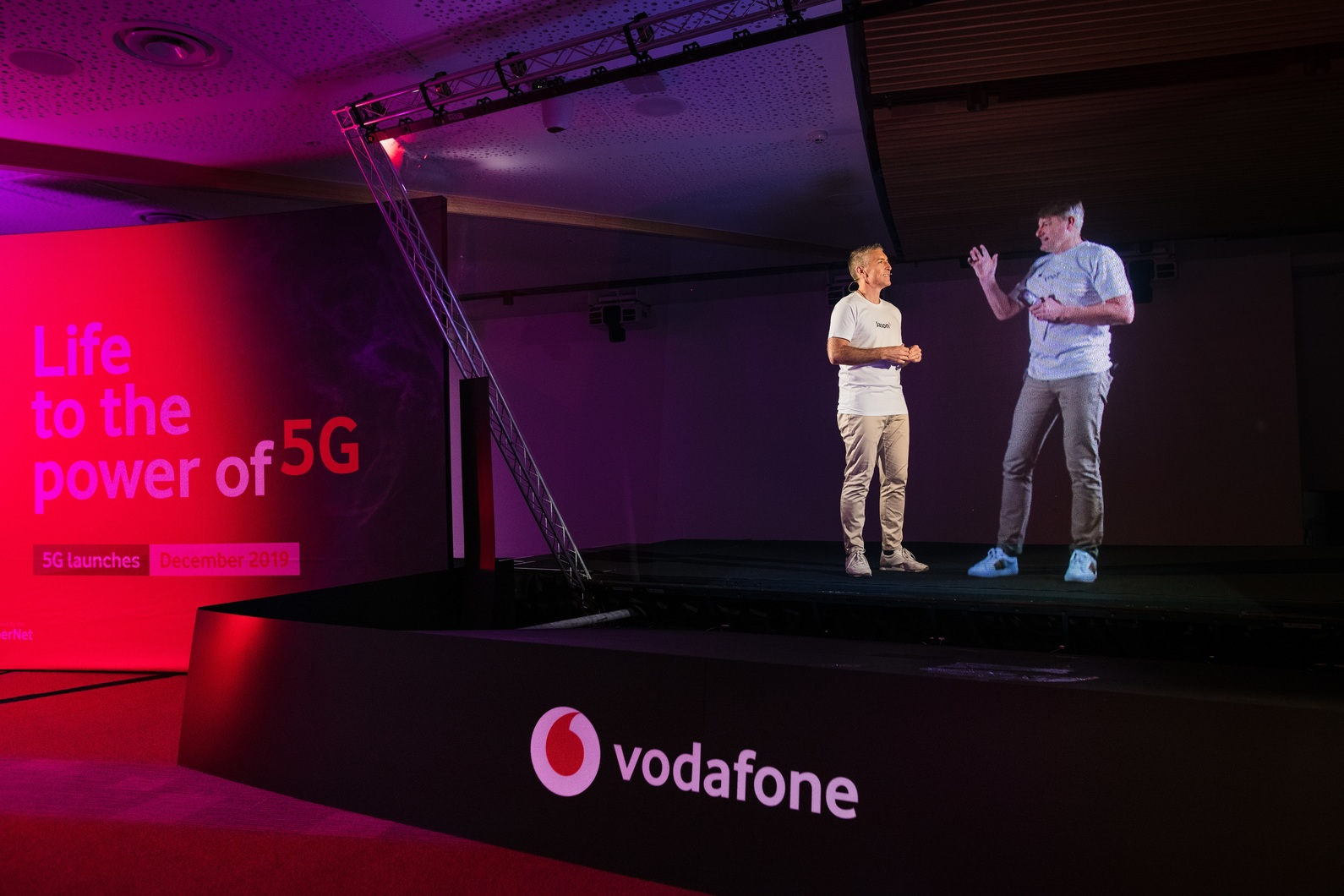 Vodafone NZ 5G