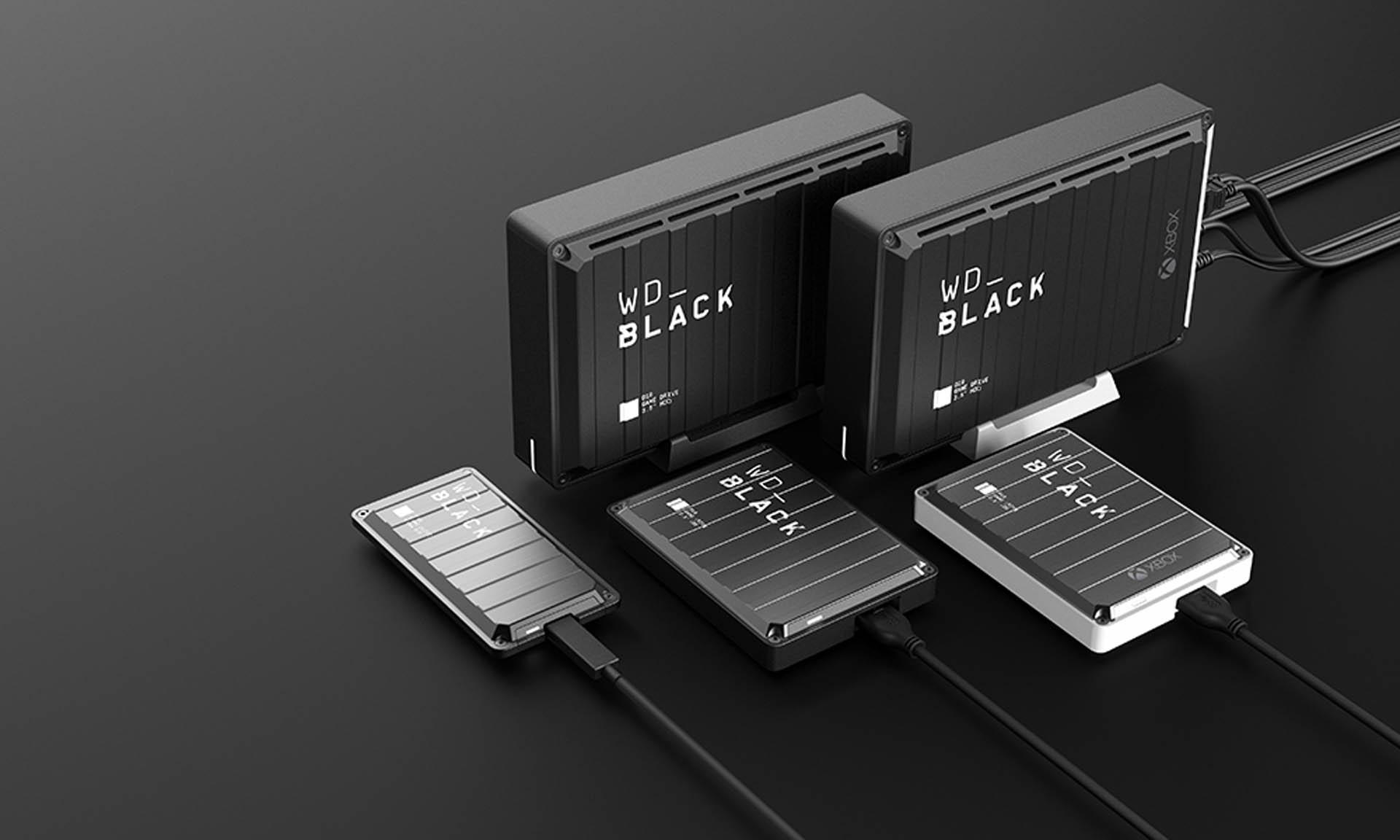 Western Digital SSD Gaming Drive